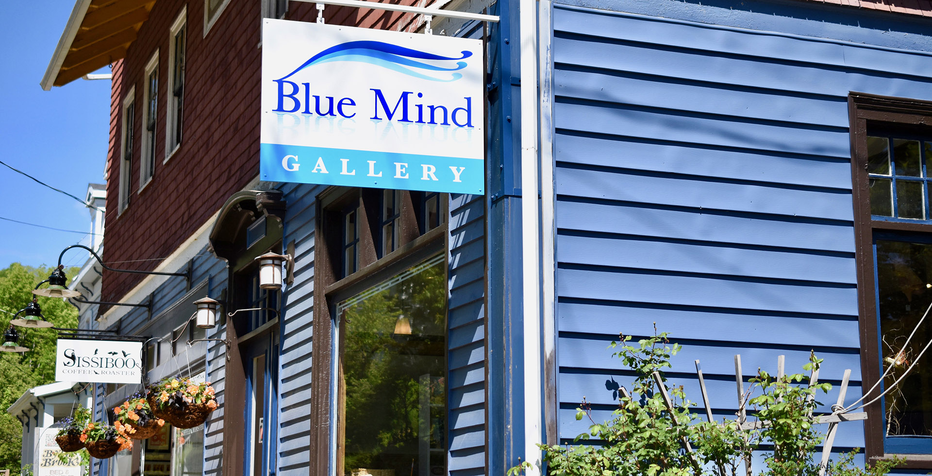 Blue Mind Gallery, Bear River
