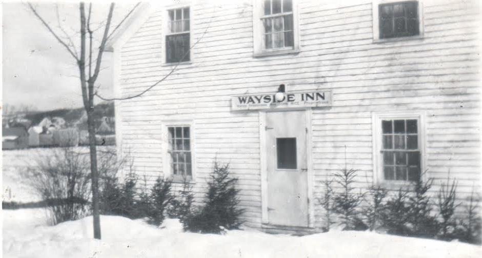 Wayside Inn, Our Home in Bear River